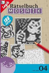 Mosaik-Rätselbuch. Bd.4