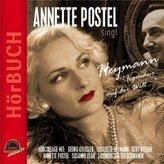 Annette Postel singt Heymann 'Irgendwo auf der Welt', 1 Audio-CD