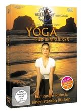 Yoga für den Rücken, 1 DVD (Deluxe Version)