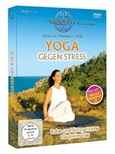 Yoga gegen Stress, 1 DVD (Deluxe Version)