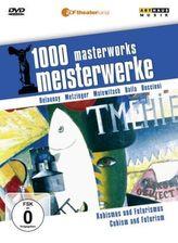 1000 Meisterwerke, Kubismus und Futurismus, 1 DVD