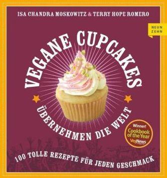 Vegane Cupcakes übernehmen die Welt
