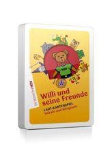 Willi und seine Freunde - Lautkartenspiel