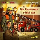 Die Feuerwehr rückt aus, Audio-CD