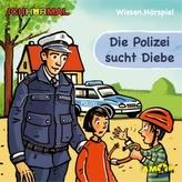 Die Polizei sucht Diebe, Audio-CD