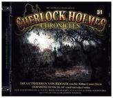 Sherlock Holmes Chronicles - Die Gutsherren von Reigate, 1 Audio-CD
