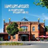 Hundertwasser Architektur & Philosophie - Umweltbahnhof Uelzen