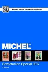 MICHEL-Katalog Sowjetunion-Spezial 2017