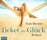Ticket ins Glück, 5 Audio-CDs
