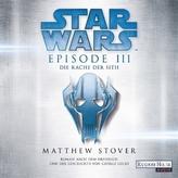 Star Wars(TM) - Episode III - Die Rache der Sith, 2 MP3-CDs