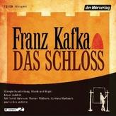 Das Schloss, 12 Audio-CDs
