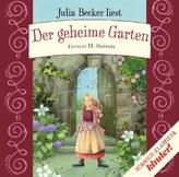 Der geheime Garten, 1 Audio-CD
