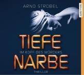 Im Kopf des Mörders - Tiefe Narbe, 6 Audio-CDs