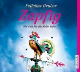 Zapfig, 5 Audio-CDs