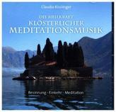 Die Heilkraft klösterlicher Meditationsmusik, Audio-CD