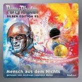Perry Rhodan Silberedition - Mensch aus dem Nichts, 2 MP3-CDs