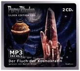 Perry Rhodan Silber Edition - Der Fluch der Kosmokratin, 2 MP3-CDs