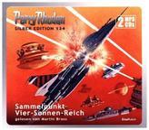 Perry Rhodan Silber Edition - Sammelpunkt Vier-Sonnen-Reich, 2 MP3-CDs
