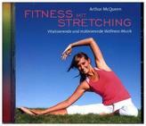 Fitness mit Stretching, Audio-CD