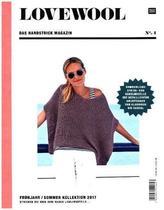 LOVEWOOL Das Handstrick Magazin No.4. No.4