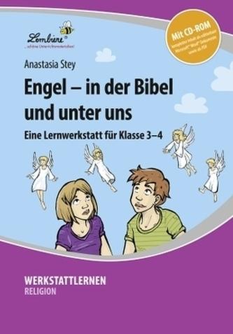 Engel - in der Bibel und unter uns, m. CD-ROM
