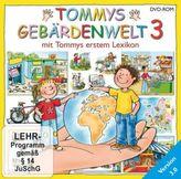 Tommys Gebärdenwelt V.3.0, DVD-ROM. Tl.3