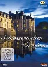 Schlösserwelten Europas, 2 DVDs