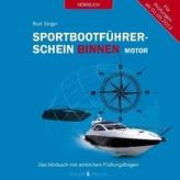 Sportbootführerschein Binnen Motor, 2 Audio-CDs