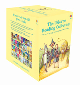 The Usborne Reading Collection, 40 vols.