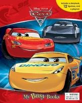 Cars 3, Spielbuch + 12 Spielfiguren + Spielmatte