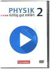 Physik - richtig gut erklärt, DVD. Tl.2