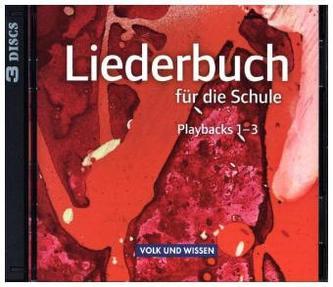 Musik-CDs. Tl.1-3