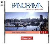 Audio-CDs zum Kursbuch, Gesamtband