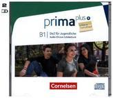 B1 - Audio-CDs zum Schülerbuch