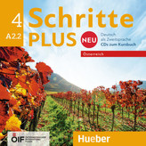 A2.2 - 2 Audio-CDs zum Kursbuch