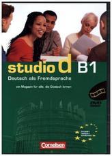 Video-DVD mit Übungsbooklet (Gesamtband)