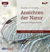 Ansichten der Natur, 1 MP3-CD