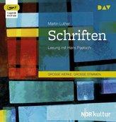 Schriften, 1 MP3-CD