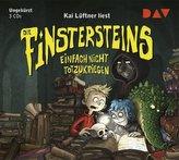 Die Finstersteins - Einfach nicht totzukriegen, 3 Audio-CDs