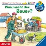 Was macht der Bauer?, Audio-CD