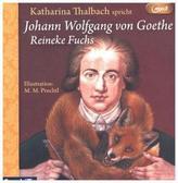 Reineke Fuchs, MP3-CD