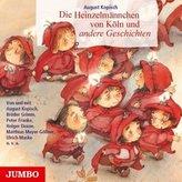 Die Heinzelmännchen von Köln und andere Geschichten, Audio-CD