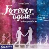 Forever again - Für alle Augenblicke wir, 4 Audio-CD