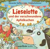 Lieselotte und der verschwundene Apfelkuchen, 1 Audio-CD