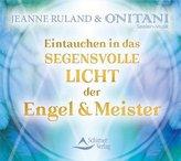 Eintauchen in das segensvolle Licht der Engel und Meister, Audio-CD