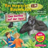 Das magische Baumhaus - Den Gorillas auf der Spur, 1 Audio-CD