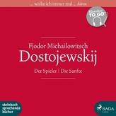 Der Spieler / Die Sanfte, MP3-CD