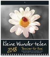 Kleine Wunder teilen 2018