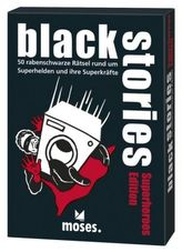 Black Stories (Spiel), Superheroes Edition