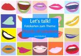 Let's Talk! Fotokarten Pearls of wisdom